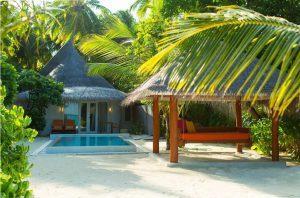 Deluxe Beach Villa with Pool - Sun Aqua Vilu Reef