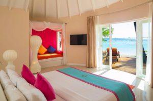 Jucuzzi Deluxe Beach Villa - Sun Aqua Vilu Reef